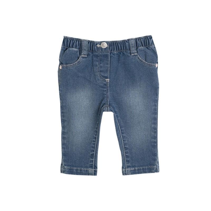 Pantalón de lona niña