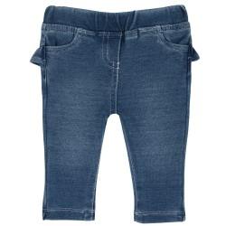 Pantalón de lona tipo leggings