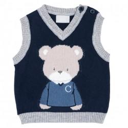 Chaleco de tricot