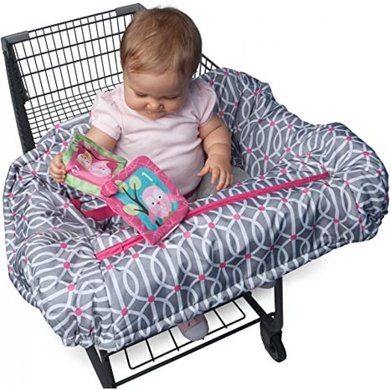 Cobertor para carreta Boppy rosa