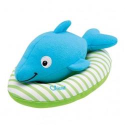 Delfin vibra y nada