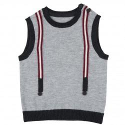 Chaleco en tricot